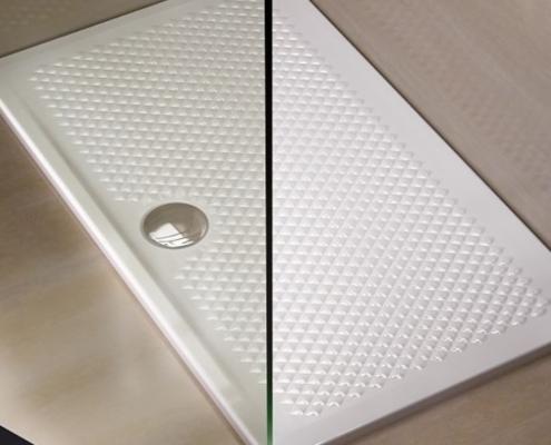 Piatto doccia Texture h5